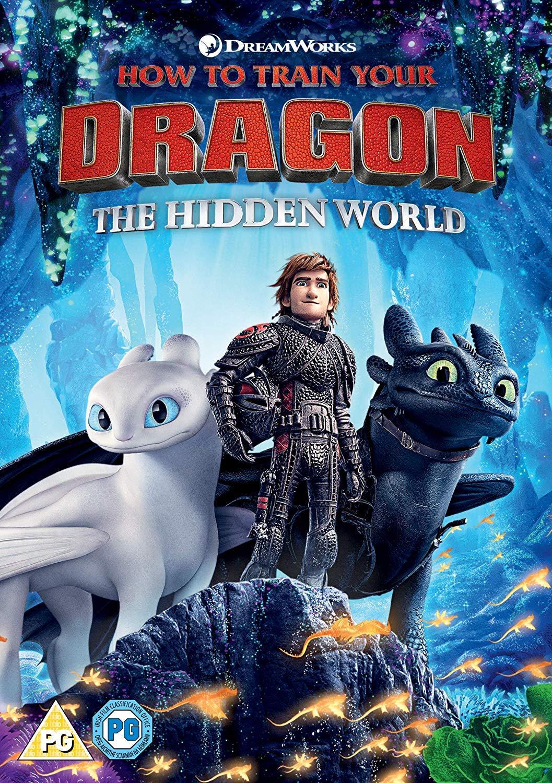 Amazon Com How To Train Your Dragon The Hidden World 4k Ultra Hd Blu Ray Digital Download 2019 Region Free Jay Baruchel America Ferrera F Murray Abraham Cate Blanchett Gerard Butler