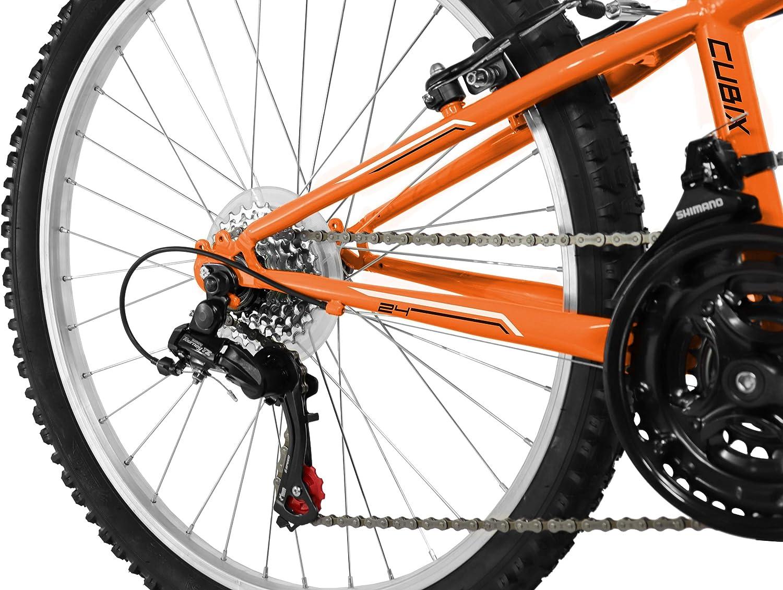 Anakon Bicicleta de Montaña Shimano 24