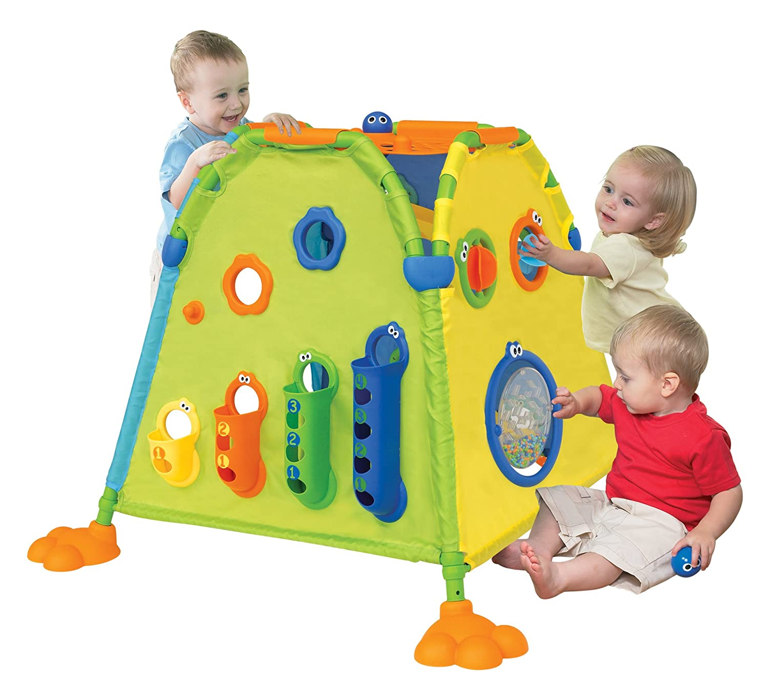 TOMY Play to Learn Discovery Dome Deluxe Amazon Toys & Games