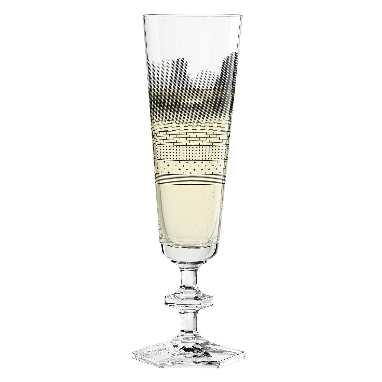 Ritzenhoff Next Champus Design Champagne Glass, Sparkling Wine, Prosecco, Spring 2017, Neri&Hu, 100 ml, 3520004