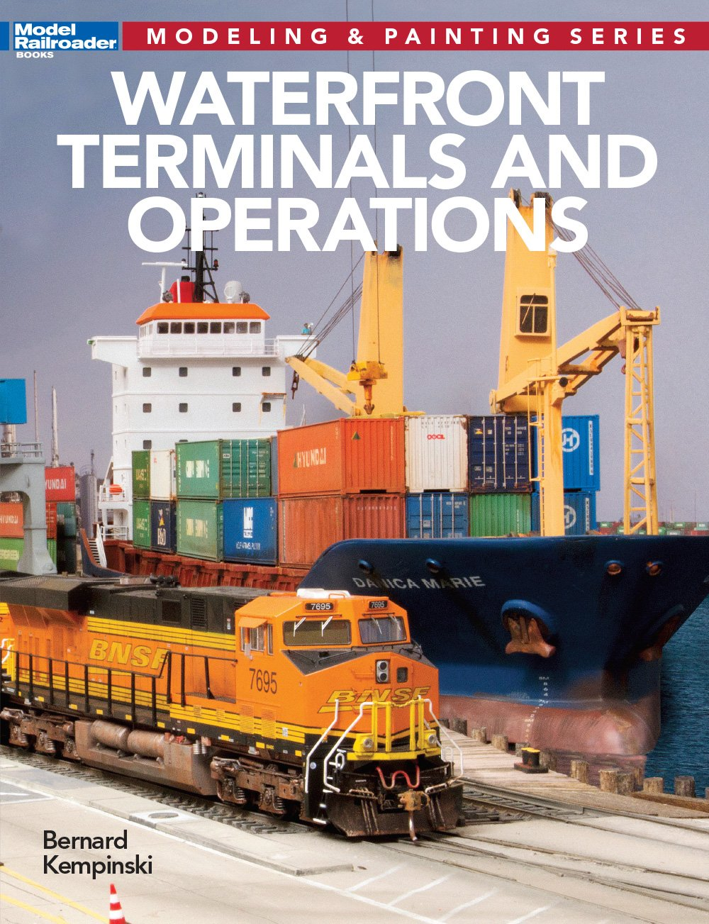 Waterfront Terminals Operations Modeling Painting product image