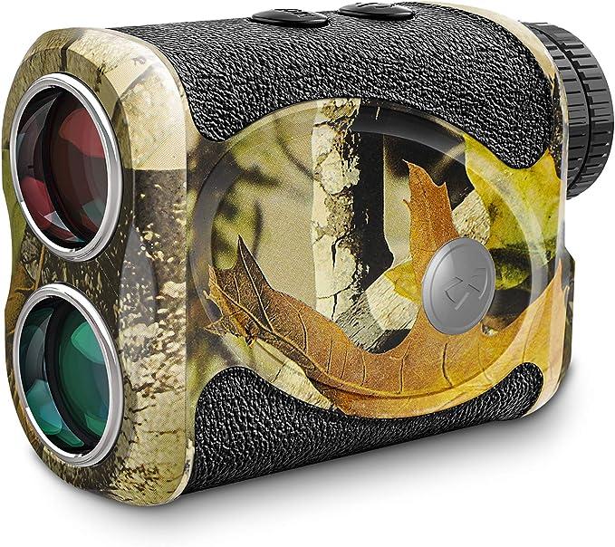 Best Rangefinder: Wosports Hunting Rangefinder