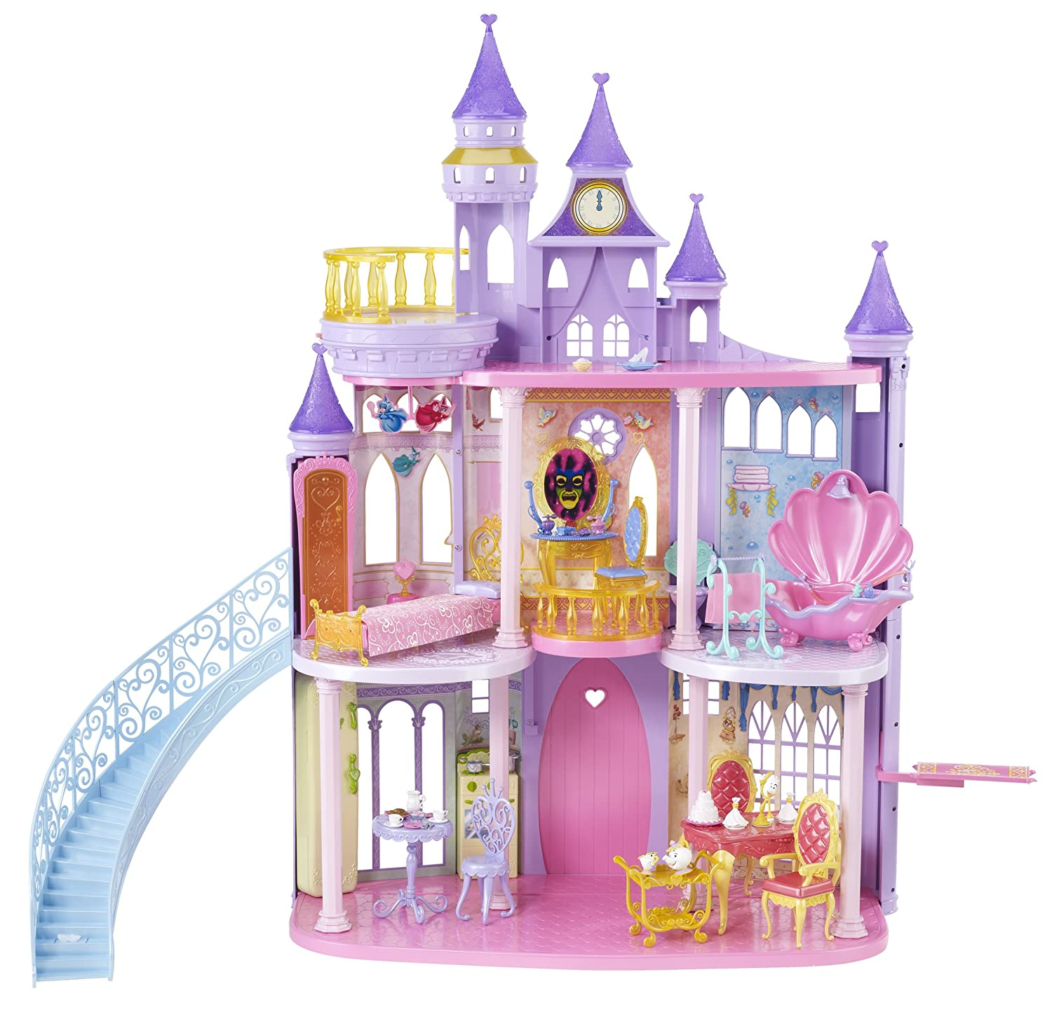 10 awesome barbie doll house models - 10 Awesome Barbie Doll House Models 34