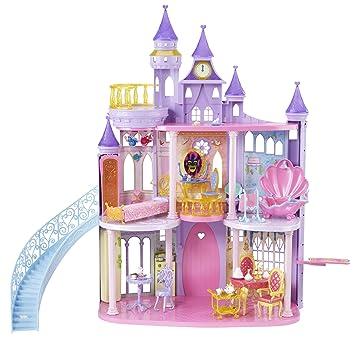 Disney Princesses V Maison De Poupee Chateau De Cendrillon