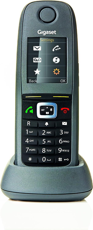 Gigaset R650H Pro - Teléfono supletorio para entornos de polvo y humedad