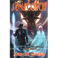 Sunscorch (Rise To Omniscience Book 8) (English Edition)