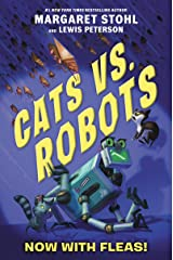 Cats vs. Robots #2: Now with Fleas! Kindle Edition