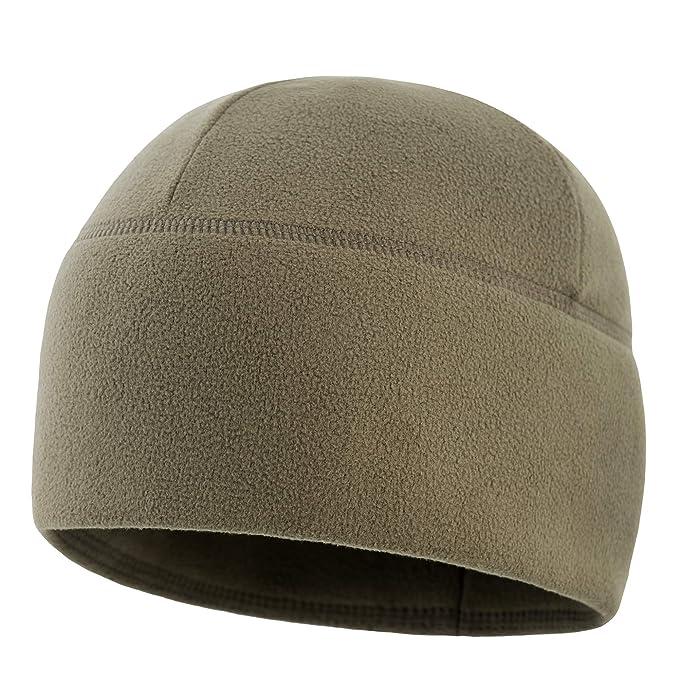 M-Tac Tactical Beanie Fleece Watch Cap - Military Army - Winter Hat ... 50eb293e2247