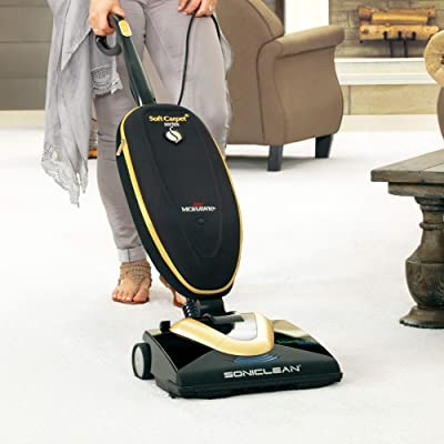 Soniclean Soft Carpet Upright Vacuum Cleaner