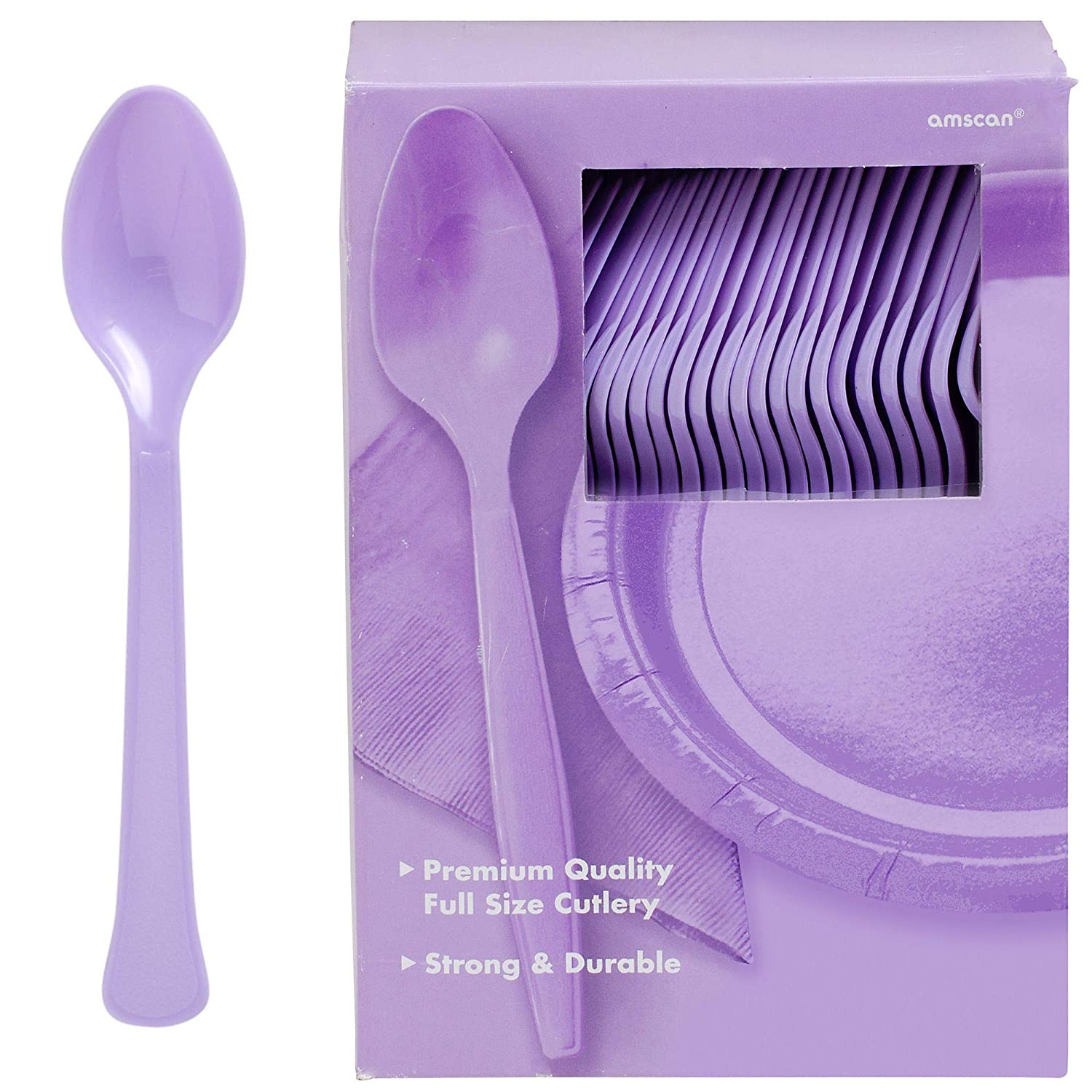 100 ct | Party Supply Big Party Pack Plastic Forks Bright Pink