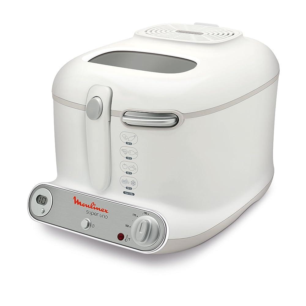 Moulinex AM3021 Super Uno, friggitrice da 1800 W e 2,2 l – Opinioni e recensione con scheda e foto