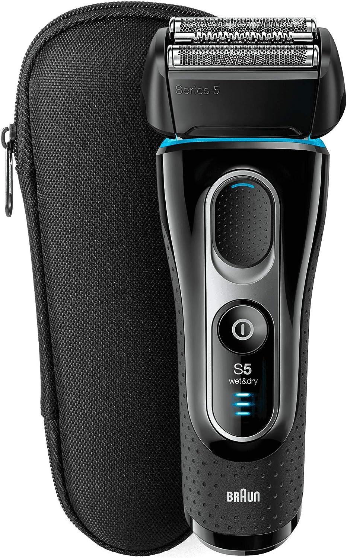 Braun Series 5 5145s - Afeitadora (Máquina de afeitar de láminas ...
