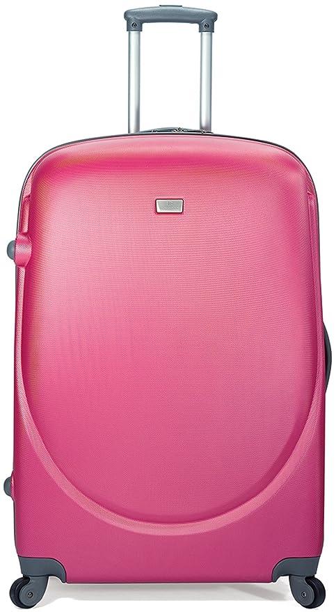 Pack 3 maletas Abs 4 ruedas- Tamaño grande + mediana +cabina