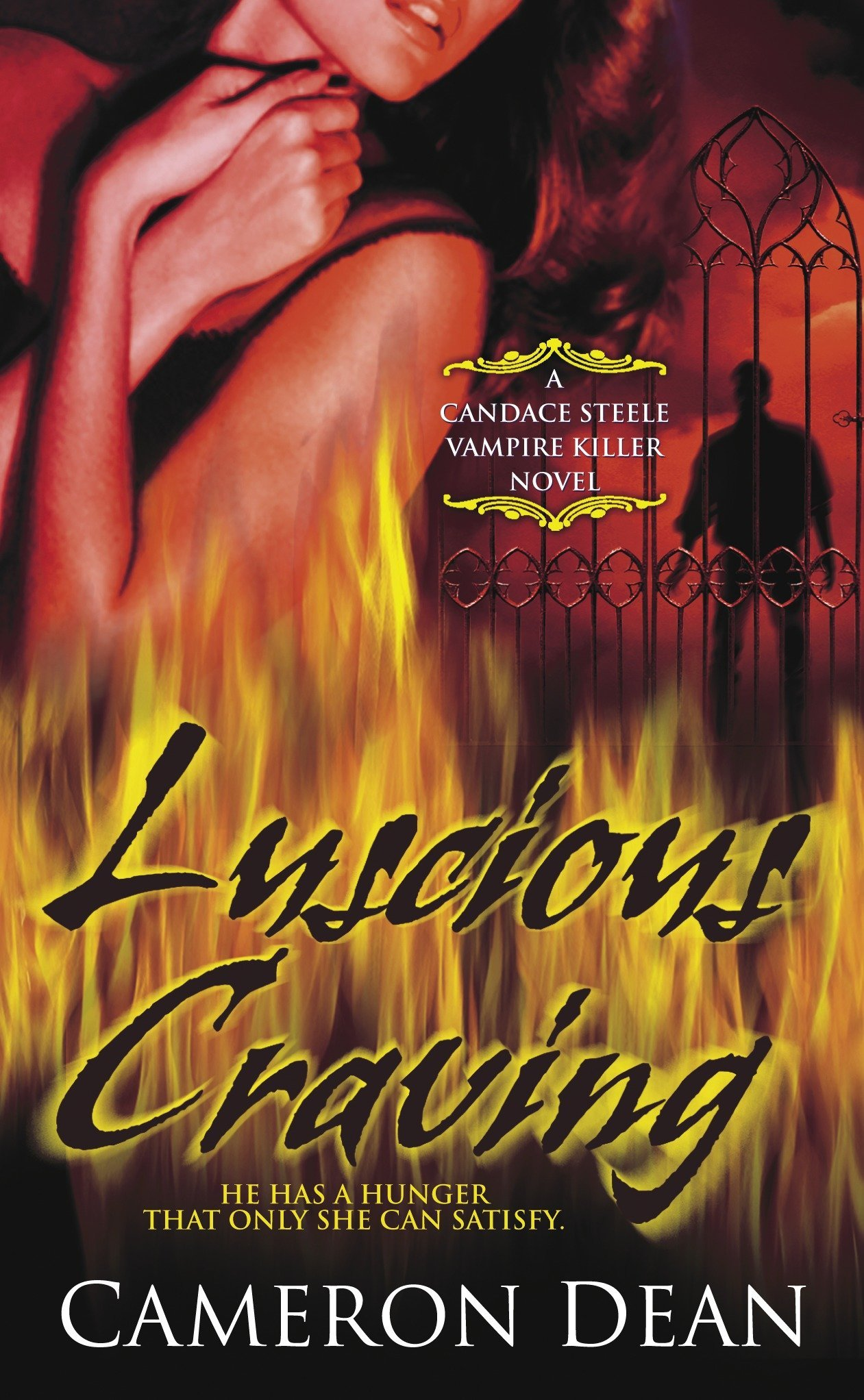 Luscious Craving (Candace Steele, Vampire Killer, Book 2) pdf epub