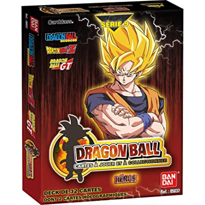 Bandai Dragon Ball Cartes - 5037 - Cartes à Collectionner - Starter Série 9 Display - 32 Cartes