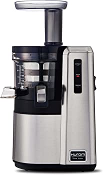 HUROM HZ Stainless Steel Slow Masticating Juicer