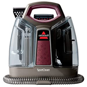 BISSELL SpotClean Portable Carpet Cleaner 5207A Review