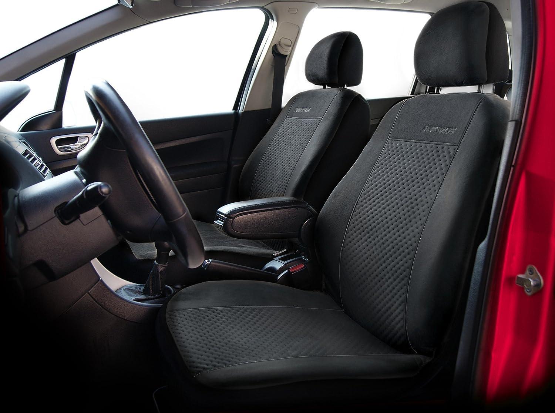 Hyundai i20/Noir Universelle Housses Housse de si/ège schonbez/üge Prestige