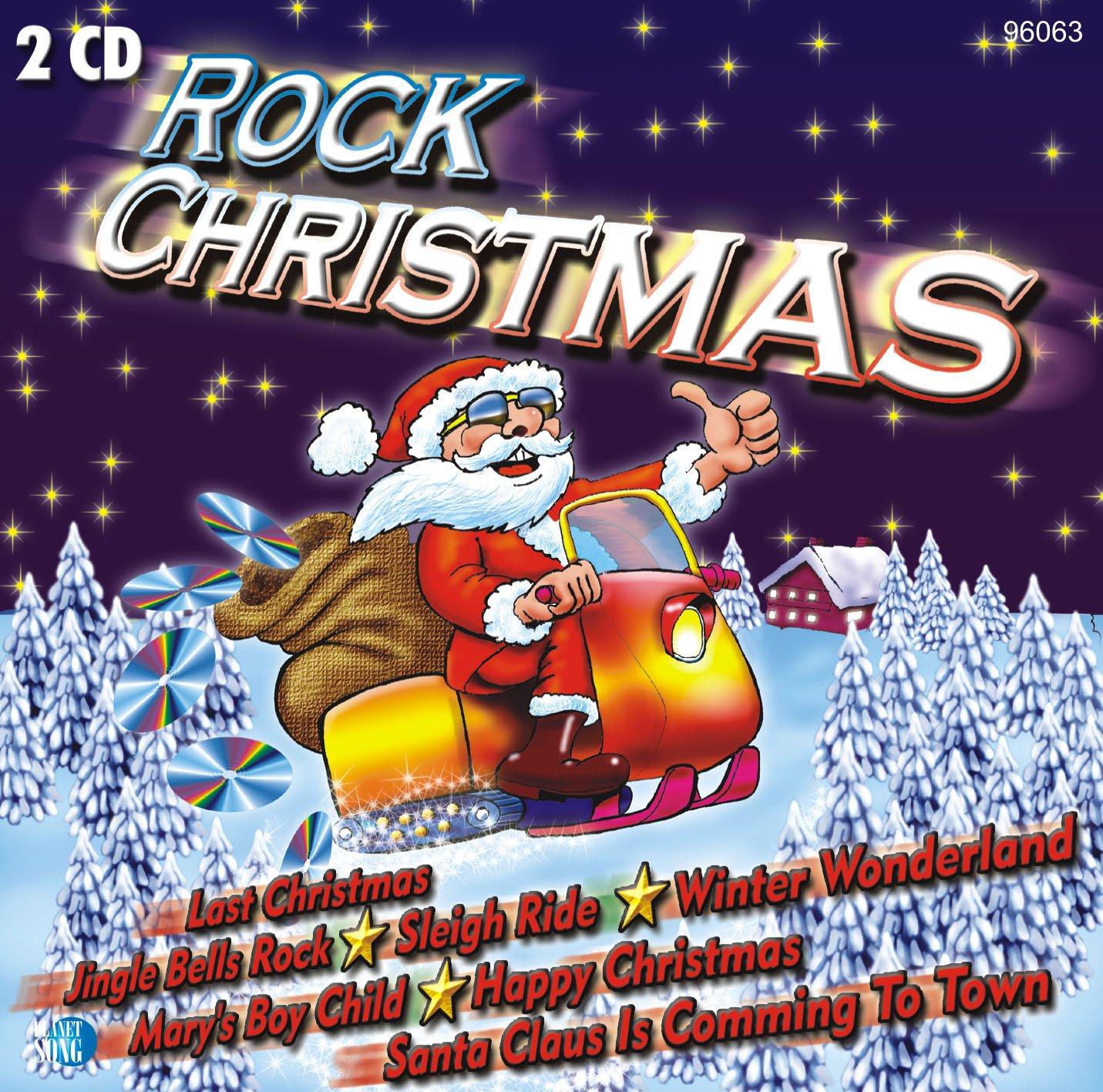 Christmas Rock & Pop - Various: Amazon.de: Musik