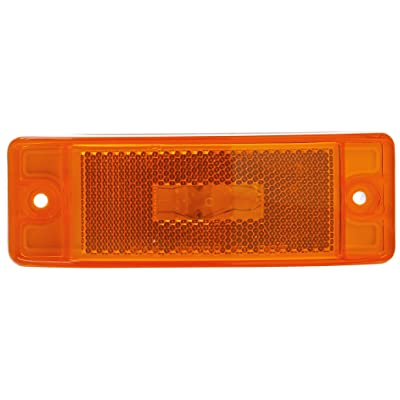 Grote 46873 Sealed Turtleback II Clearance Marker Light (Built-In Reflector): Automotive