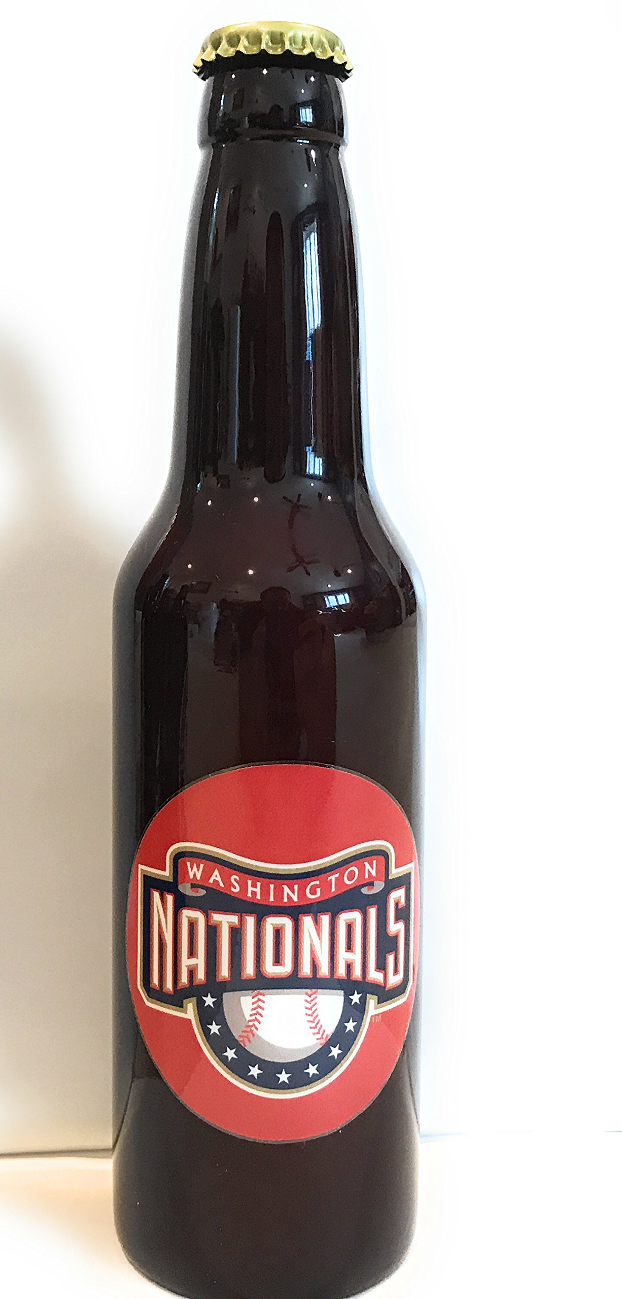 Washington Nationals Beer Tap handle Bottle Style