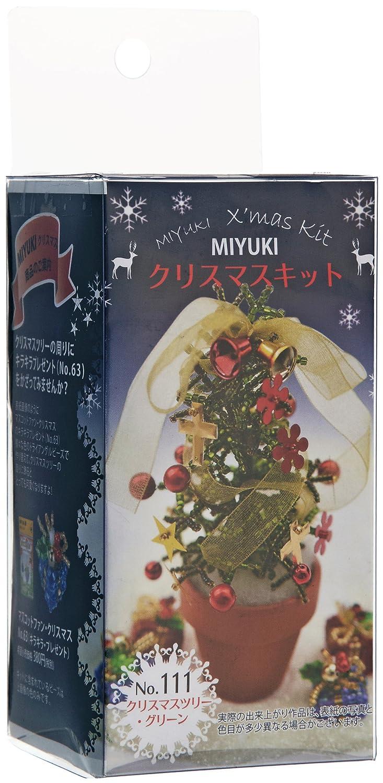 Kit MIYUKI de Navidad rbol de Navidad No.111 verde (japn importacin)