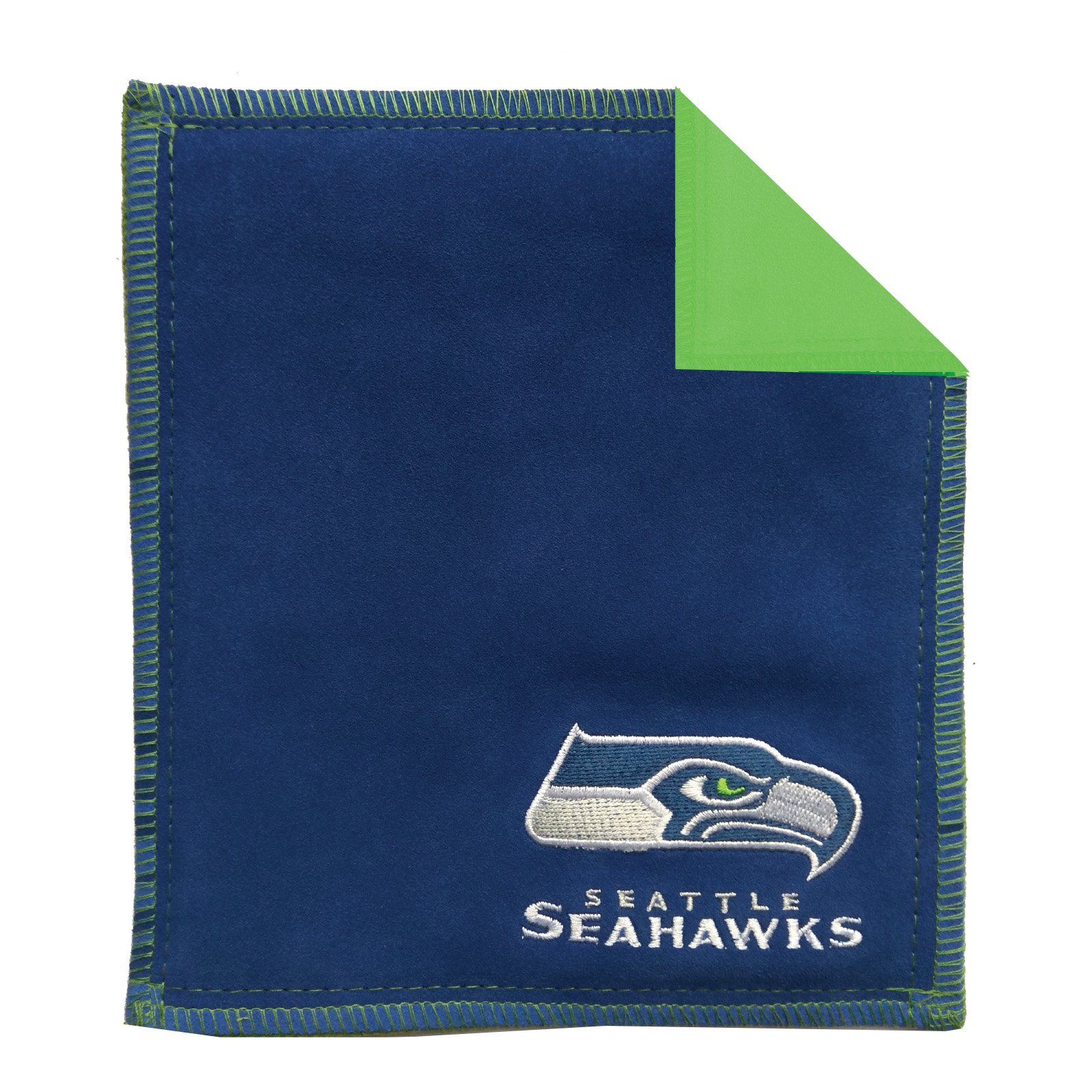 KR Strikeforce Bowling Bags Seattle Seahawks Shammy Cleaning Pad