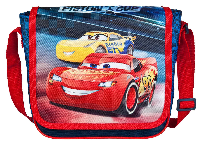 Undercover CAAD7293 Kindergartentasche, Disney Pixar Cars 3, ca. 21 x 22 x 8 cm