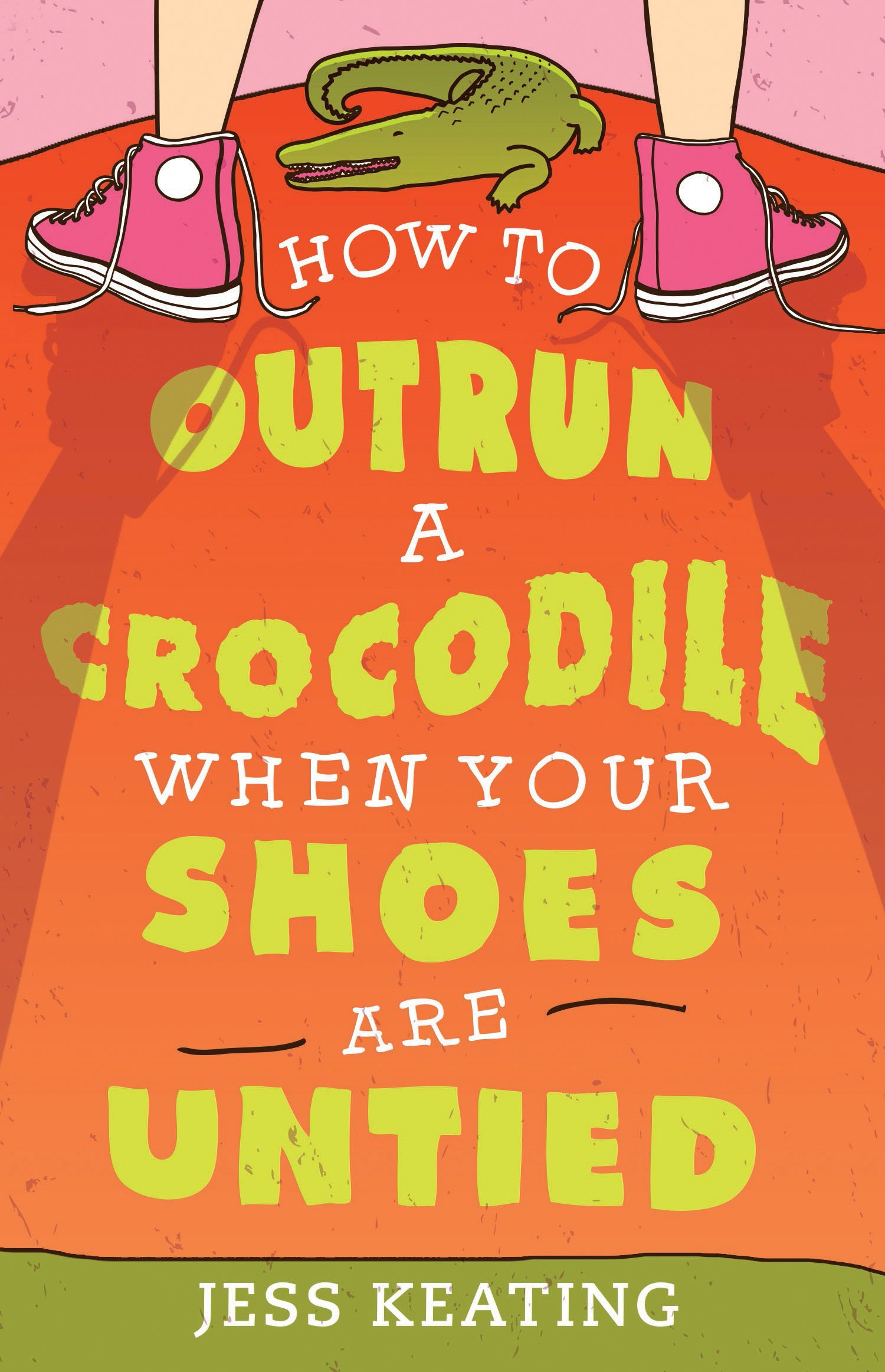 Read Online How to Outrun a Crocodile When Your Shoes Are Untied (My Life Is a Zoo) ebook