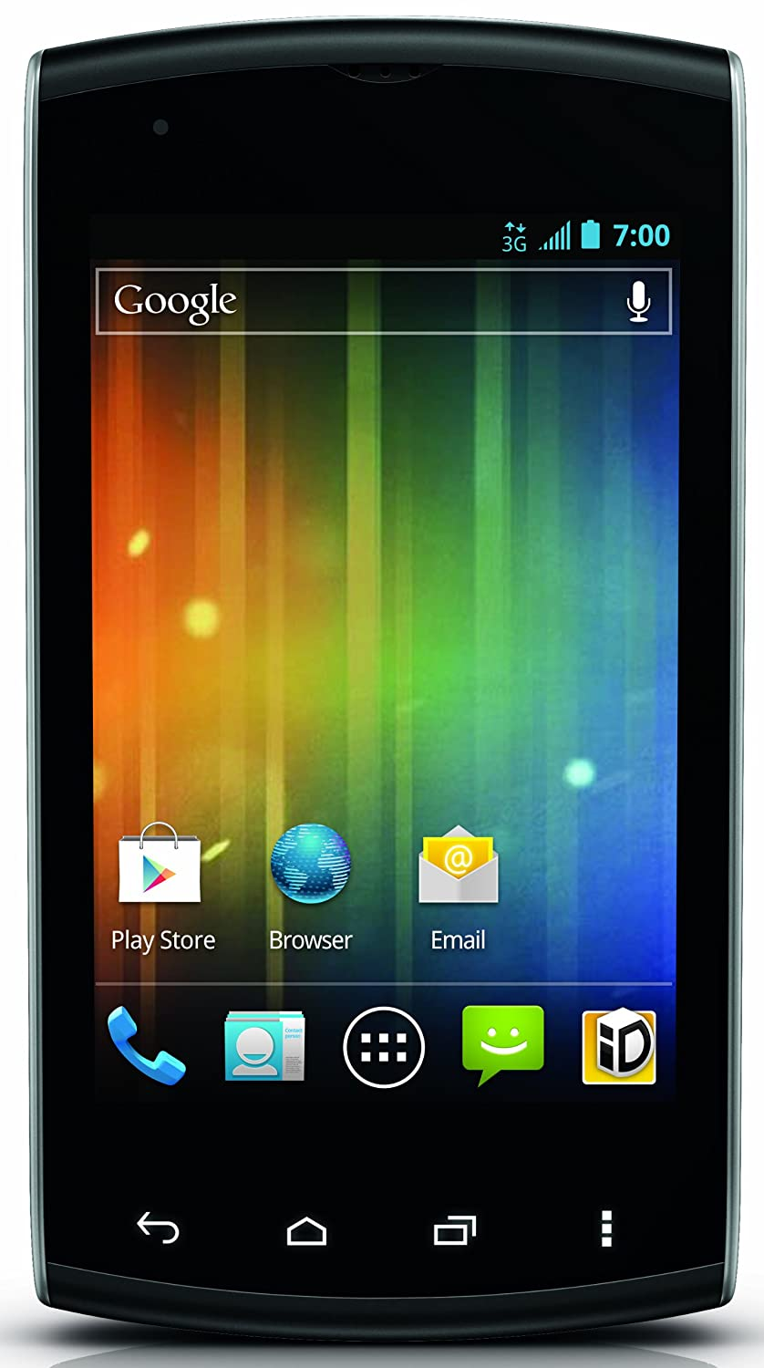 Amazon kyocera rise gray 2gb sprint cell phones accessories ccuart Choice Image