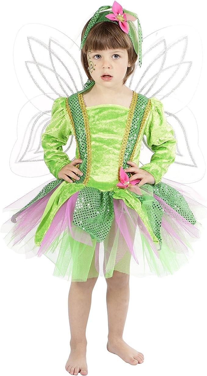 Disfraz de hada (niña: Amazon.es: Juguetes y juegos