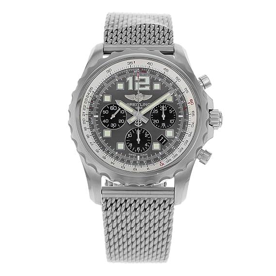 Breitling Chronospace profesional a2336035-f555 – 152 A automático acero Mens reloj