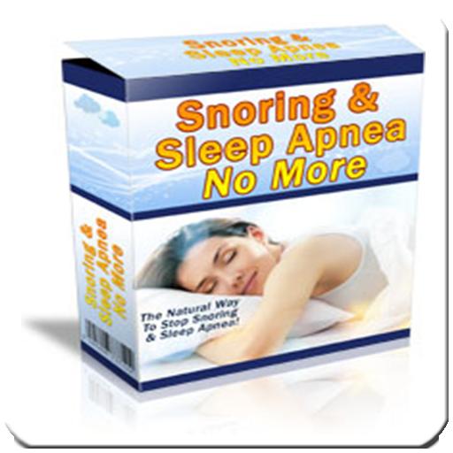 Snoring & Sleep Apnea No More