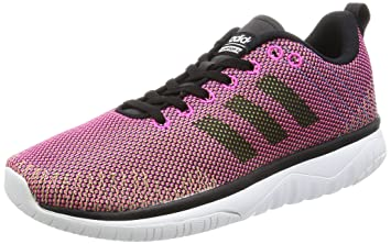 adidas Cloudfoam Super Flex W - Zapatillas de Deporte para Mujer, Rosa - (Rosimp/Negbas/FTWBLA) 41 1/3: Amazon.es: Deportes y aire libre