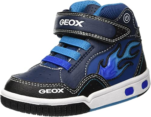Geox Jr Gregg C, Baskets Hautes garçon