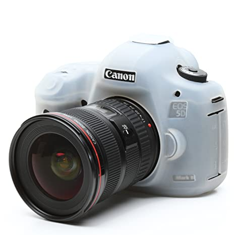 amazon com camera silicon cover for canon eos 5ds 5ds r 5d mark