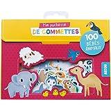 Ma pochette de gommettes : 100 bébés animaux