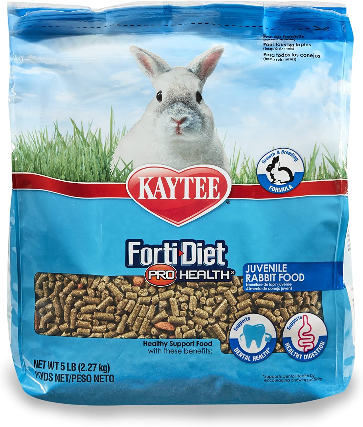 Kaytee Forti-Diet Pro Health Rabbit Food