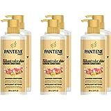 Pantene Pro-V Radiant Color Shine Cleansing Conditioner, 16.9 fl oz (Pack of 6)