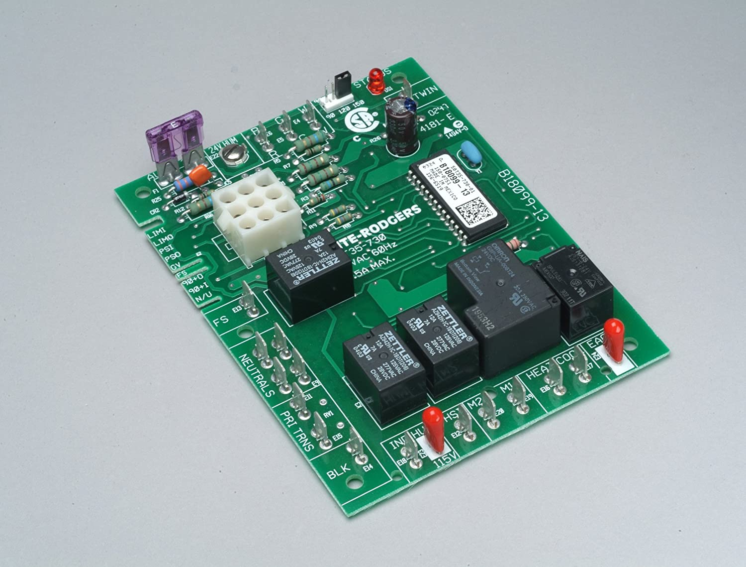 81dNr 29tyL._SL1500_ white rodgers 50t35 743 white rodgers goodman circuit board 50t35-743 wiring diagram at gsmx.co