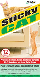 Good Sticky Cat Claws   Stop Cats From Clawing At Your Furniture!