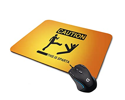 funny mouse pad for laptop pc gaming computer with fun effect