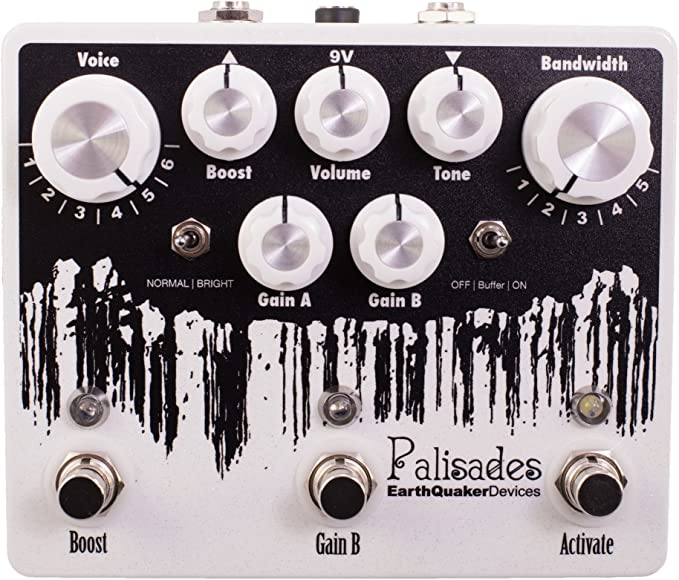 EarthQuaker Devices Palisades · Pedal guitarra eléctrica: Amazon ...