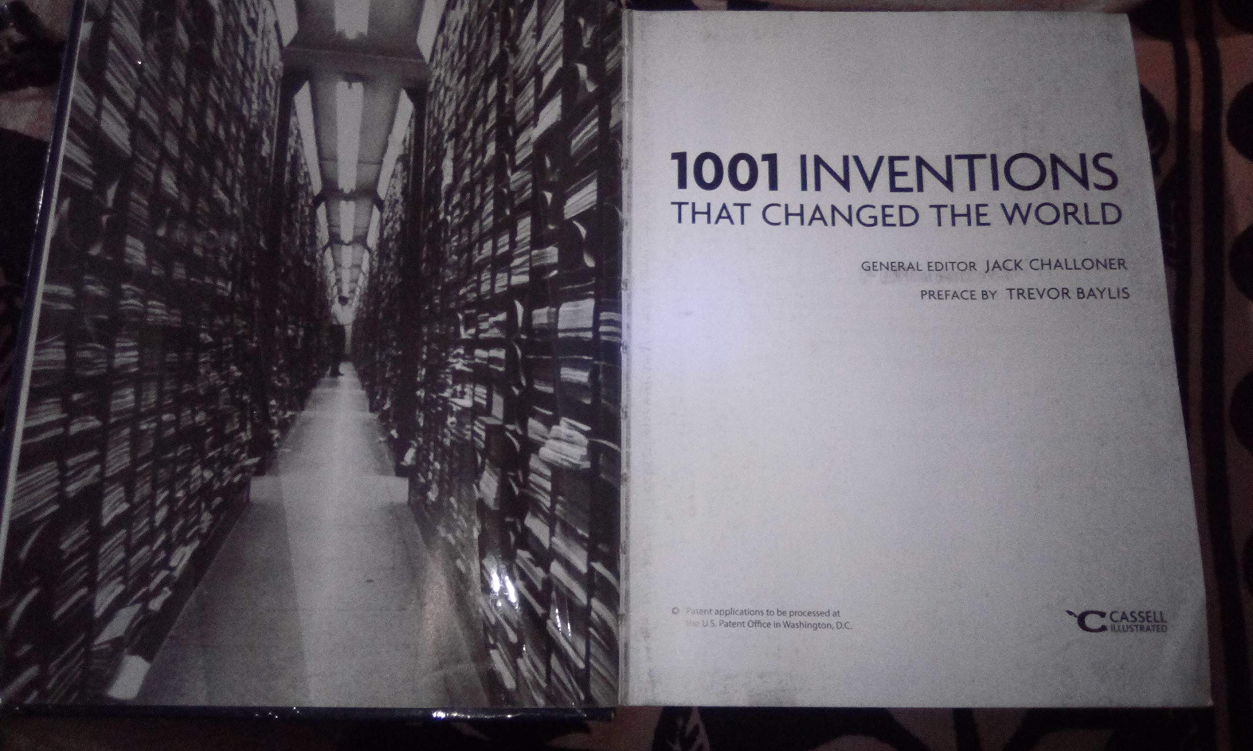 1001 Inventions That Changed The World Jack Challoner Pdf