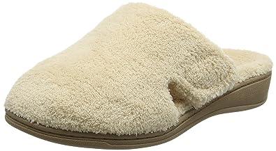 aff84343bce Vionic Women s Gemma Open Back Slippers  Amazon.co.uk  Shoes   Bags