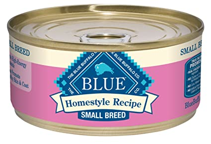 Blue buffalo small breed canned dog food chicken dinner recipe blue buffalo small breed canned dog food chicken dinner recipe pack of 24 55 forumfinder Images
