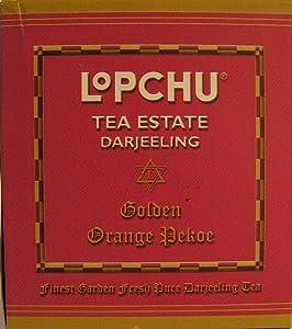 Lopchu Tea Estate Darjeeling Golden Orange Pekoe Tea 500 Gm