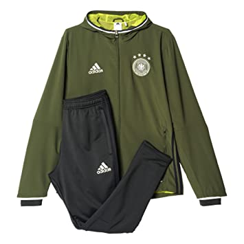 1e9104920418e adidas UEFA Euro 2016 DFB Präsentationsanzug Chándal