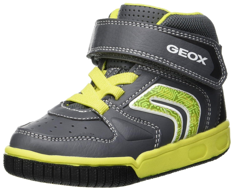 Geox Jr Gregg B, Zapatillas Altas para Niños: Amazon.es: Zapatos y complementos