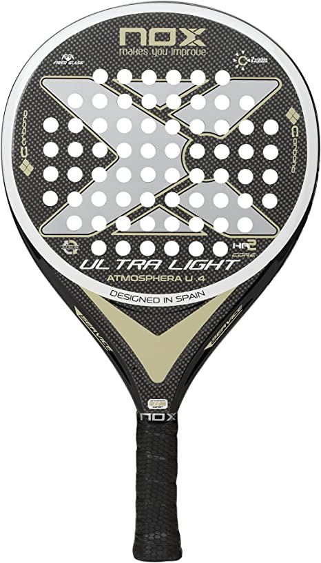 Pala NOX Ultralight Atmosphera U.4: Amazon.es: Deportes y aire libre